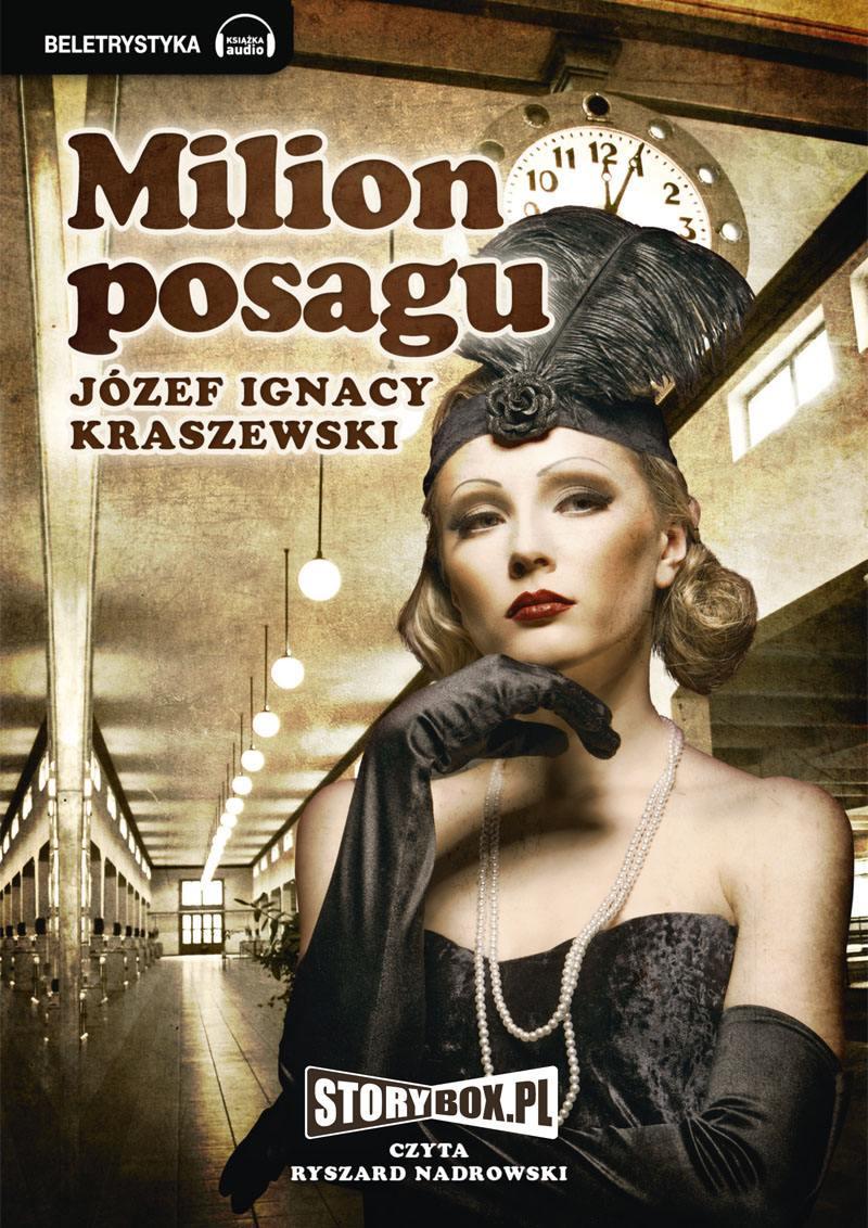 Milion posagu - Audiobook (Książka audio MP3) do pobrania w całości w archiwum ZIP