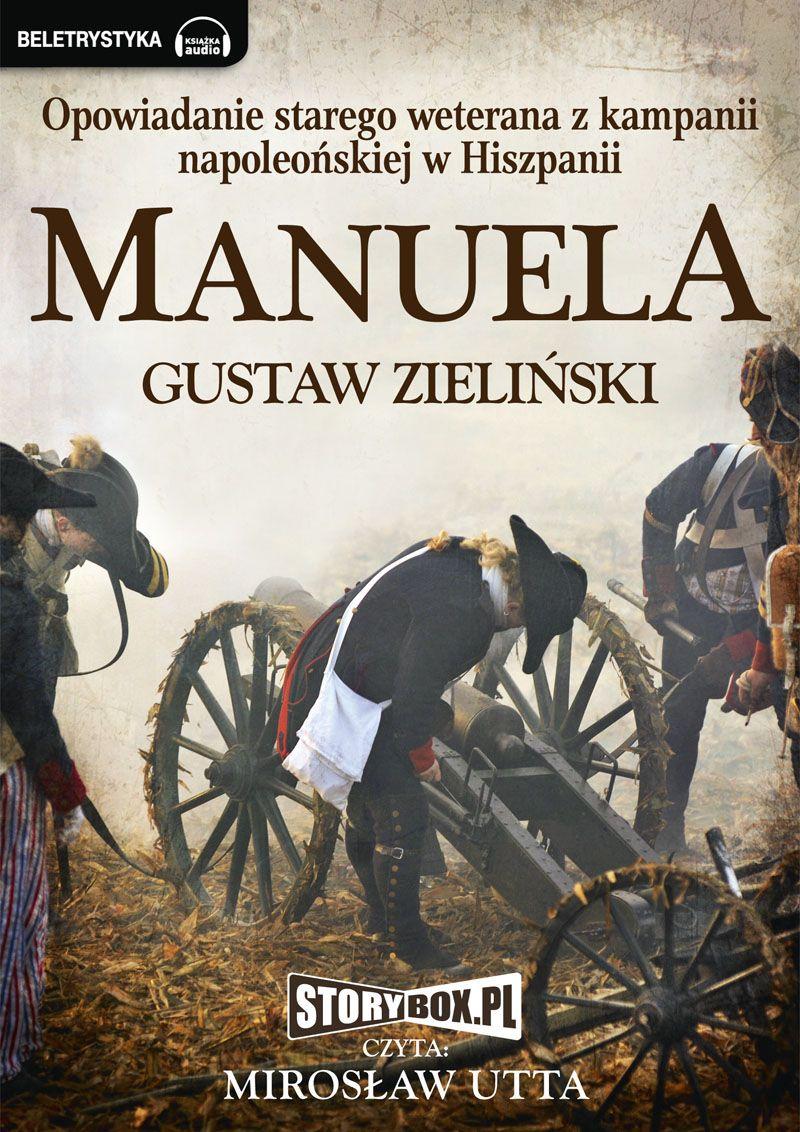 Manuela - Audiobook (Książka audio MP3) do pobrania w całości w archiwum ZIP