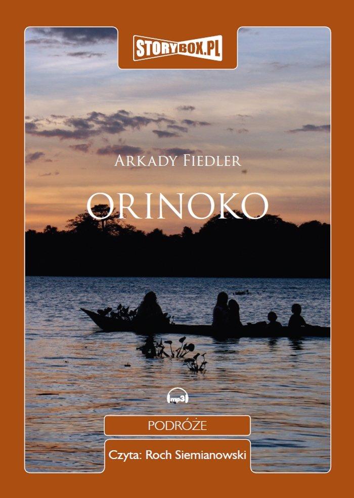 Orinoko - Audiobook (Książka audio MP3) do pobrania w całości w archiwum ZIP
