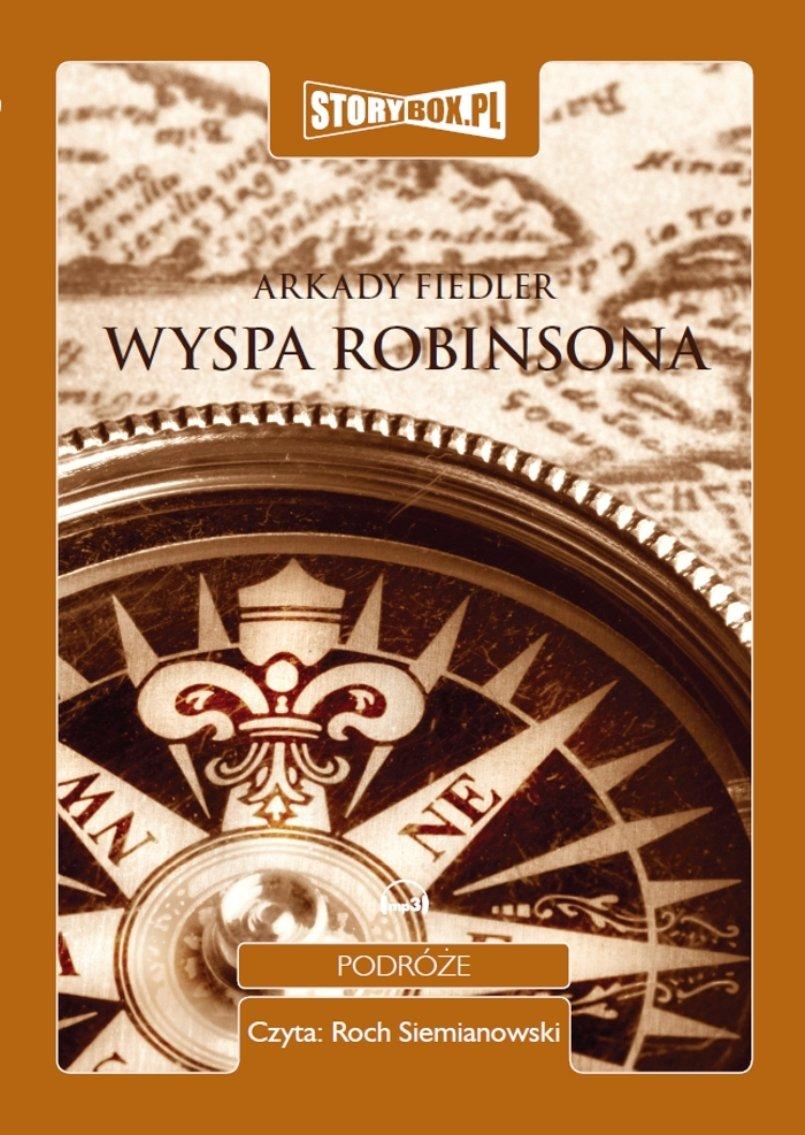 Wyspa Robinsona - Audiobook (Książka audio MP3) do pobrania w całości w archiwum ZIP