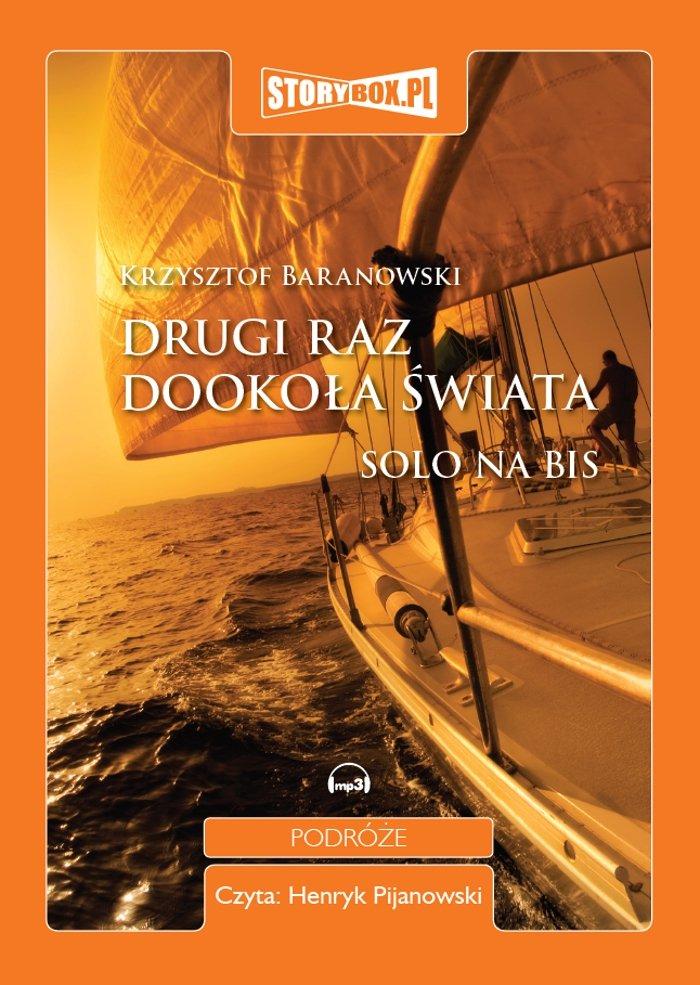 Drugi raz dookoła świata. Solo na bis. - Audiobook (Książka audio MP3) do pobrania w całości w archiwum ZIP