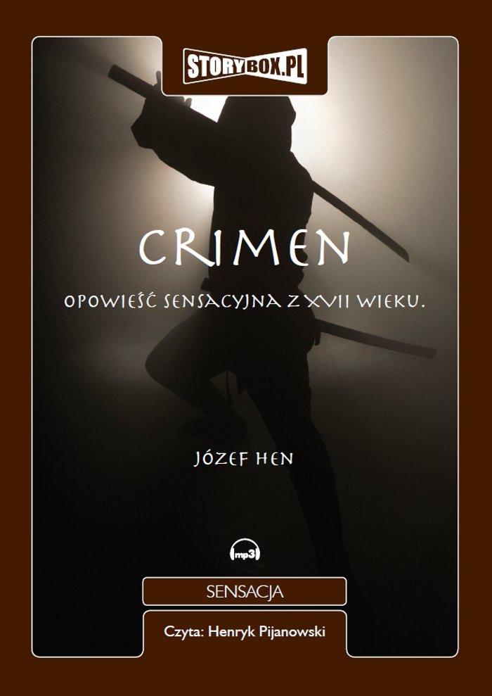 Crimen - Audiobook (Książka audio MP3) do pobrania w całości w archiwum ZIP