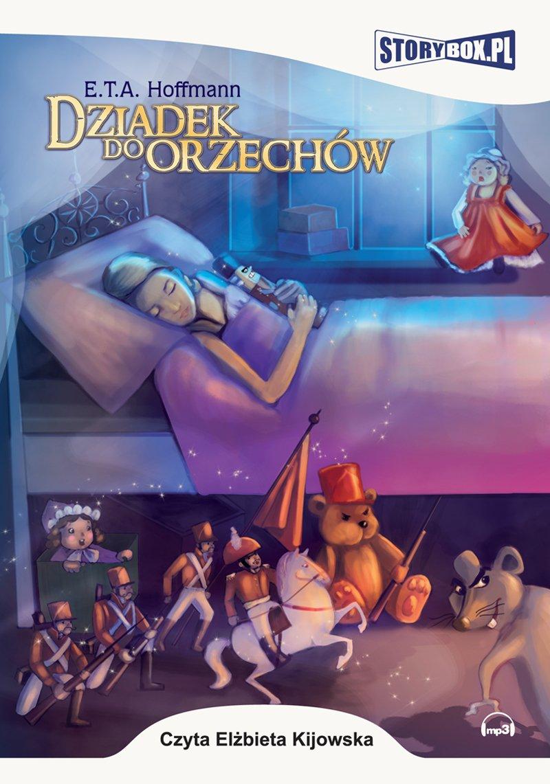 Dziadek do Orzechów - Audiobook (Książka audio MP3) do pobrania w całości w archiwum ZIP