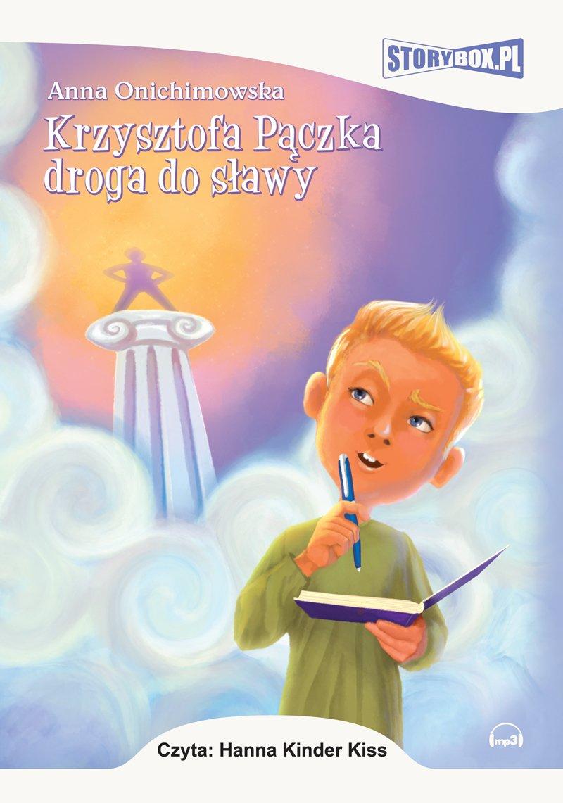 Krzysztofa Pączka droga do sławy - Audiobook (Książka audio MP3) do pobrania w całości w archiwum ZIP
