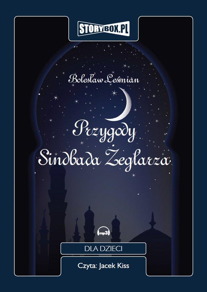 Przygody Sindbada Żeglarza - Audiobook (Książka audio MP3) do pobrania w całości w archiwum ZIP