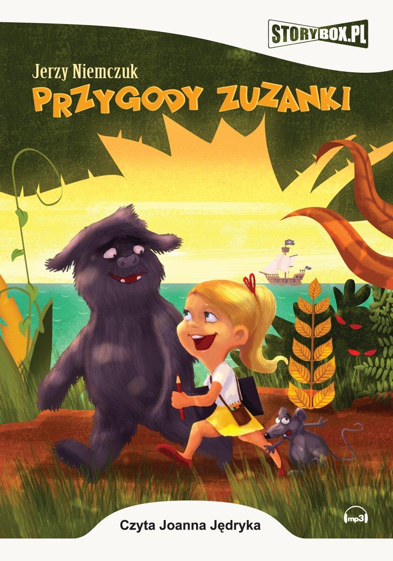 Przygody Zuzanki - Audiobook (Książka audio MP3) do pobrania w całości w archiwum ZIP