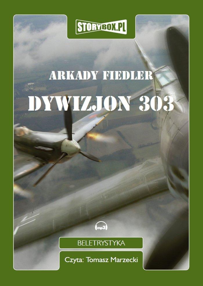 Dywizjon 303 - Audiobook (Książka audio MP3) do pobrania w całości w archiwum ZIP
