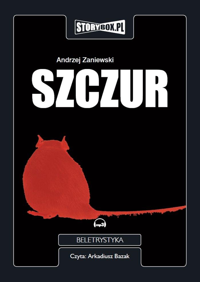 Szczur - Audiobook (Książka audio MP3) do pobrania w całości w archiwum ZIP