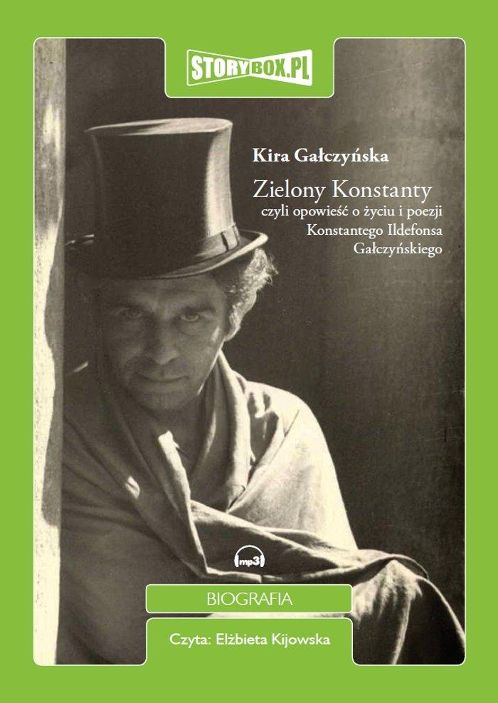 Zielony Konstanty - Audiobook (Książka audio MP3) do pobrania w całości w archiwum ZIP