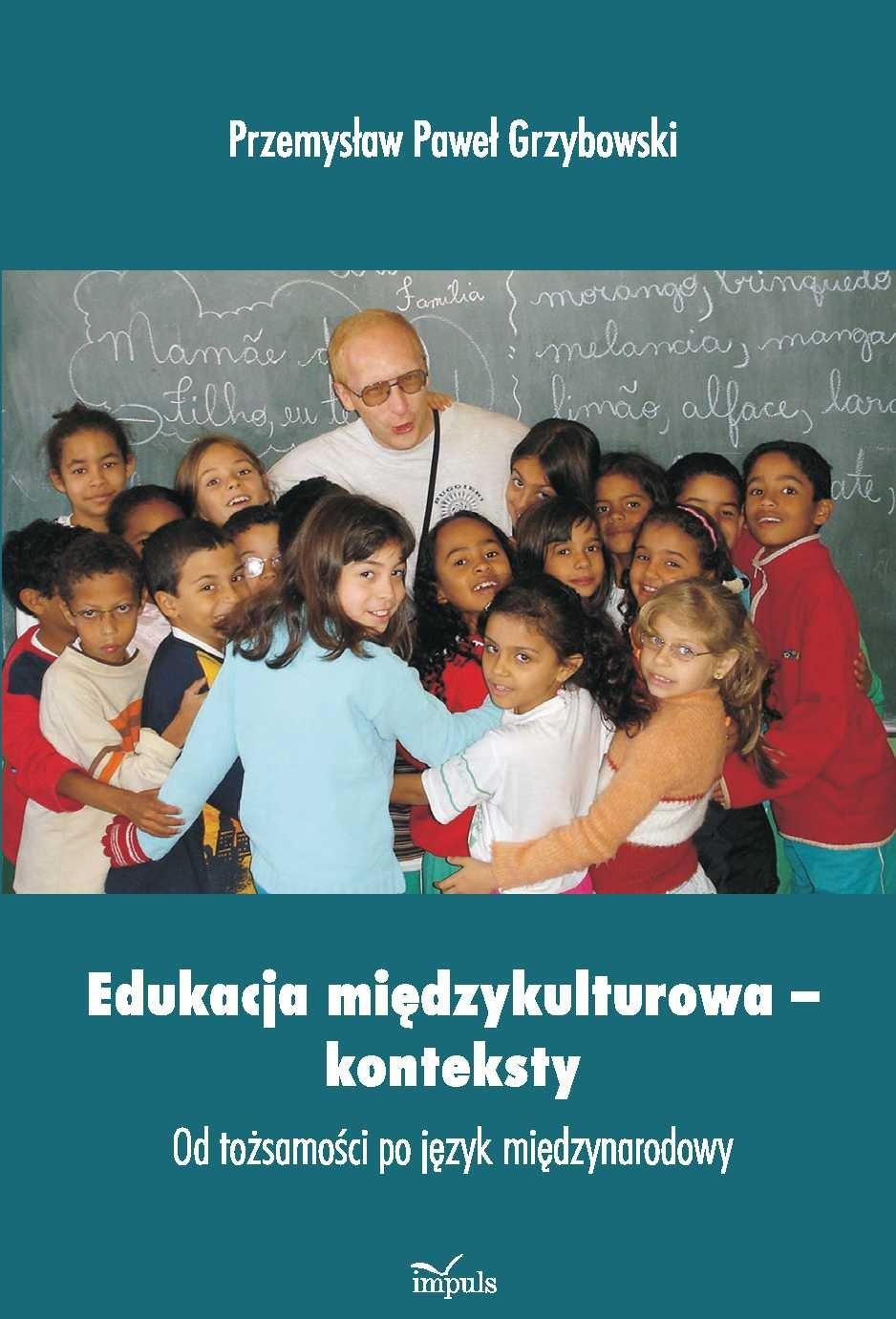 Edukacja międzykulturowa – konteksty - Ebook (Książka PDF) do pobrania w formacie PDF