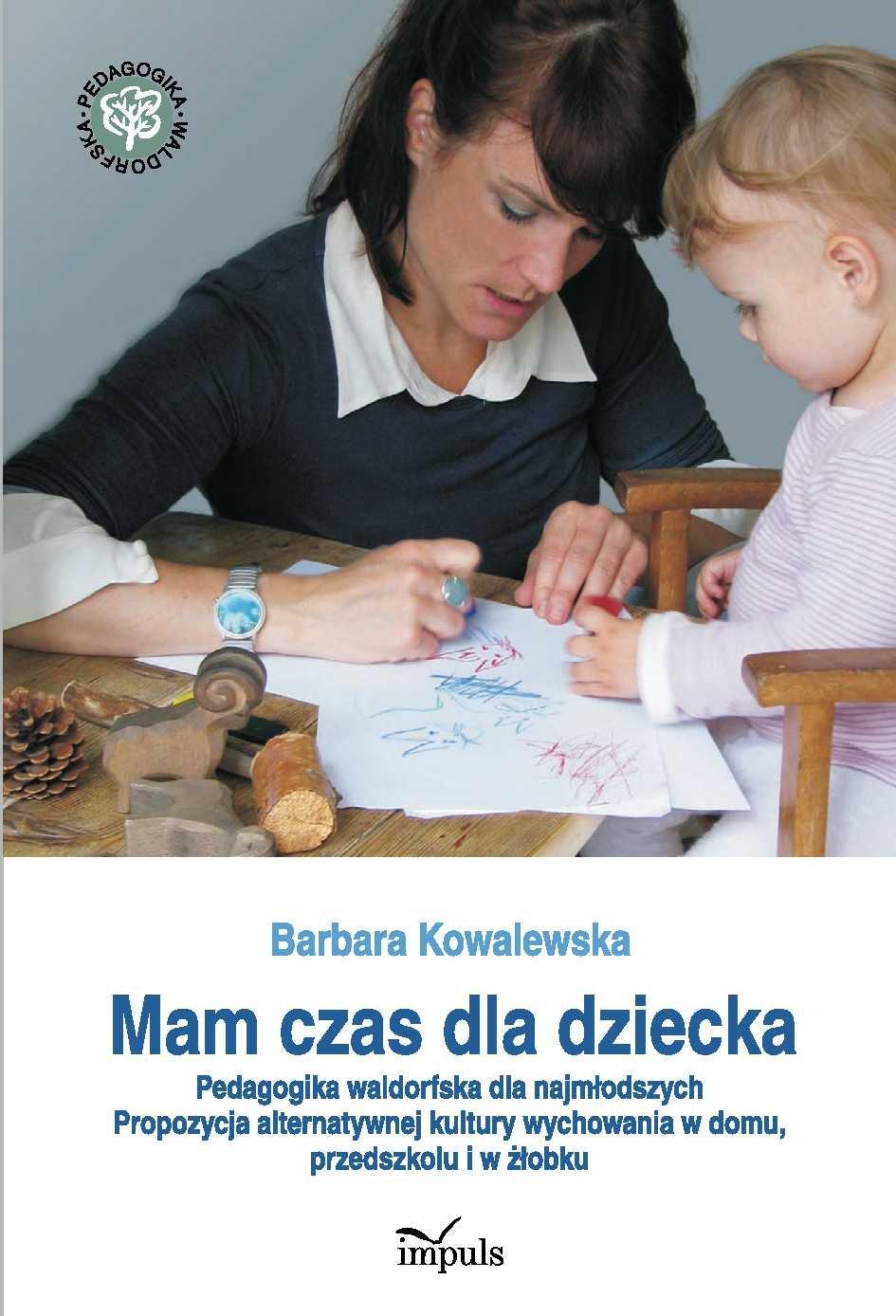 Mam czas dla dziecka - Ebook (Książka PDF) do pobrania w formacie PDF