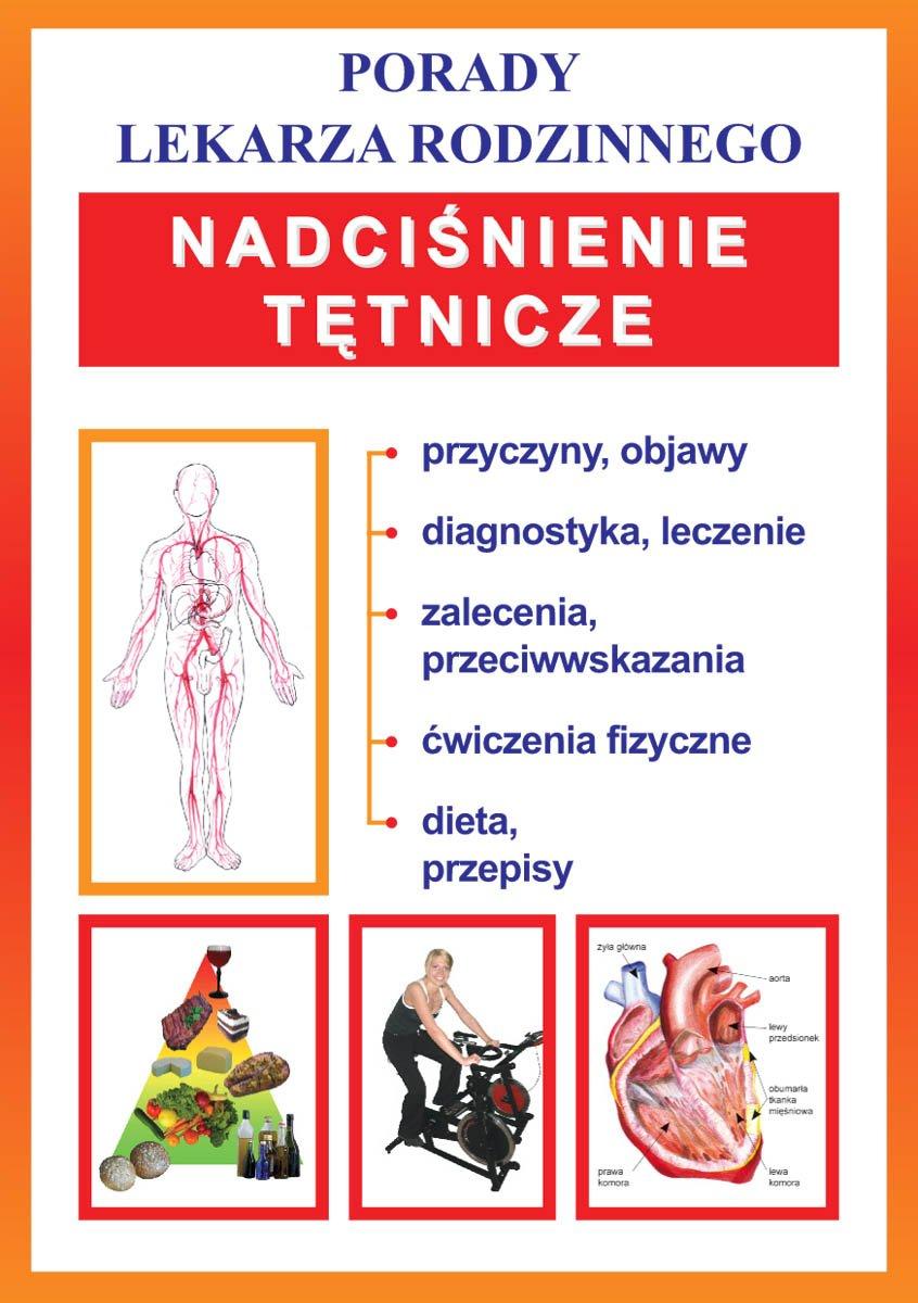 Nadciśnienie tętnicze. Porady lekarza rodzinnego - Ebook (Książka PDF) do pobrania w formacie PDF