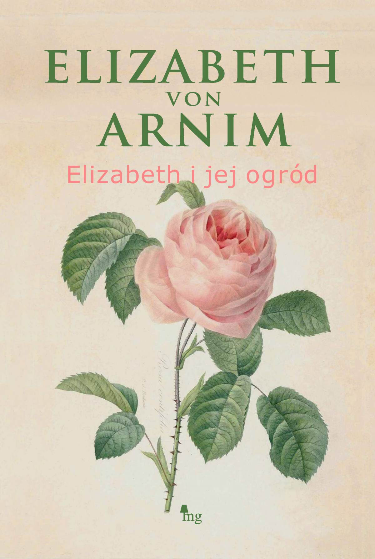 Elizabeth i jej ogród - Ebook (Książka EPUB) do pobrania w formacie EPUB