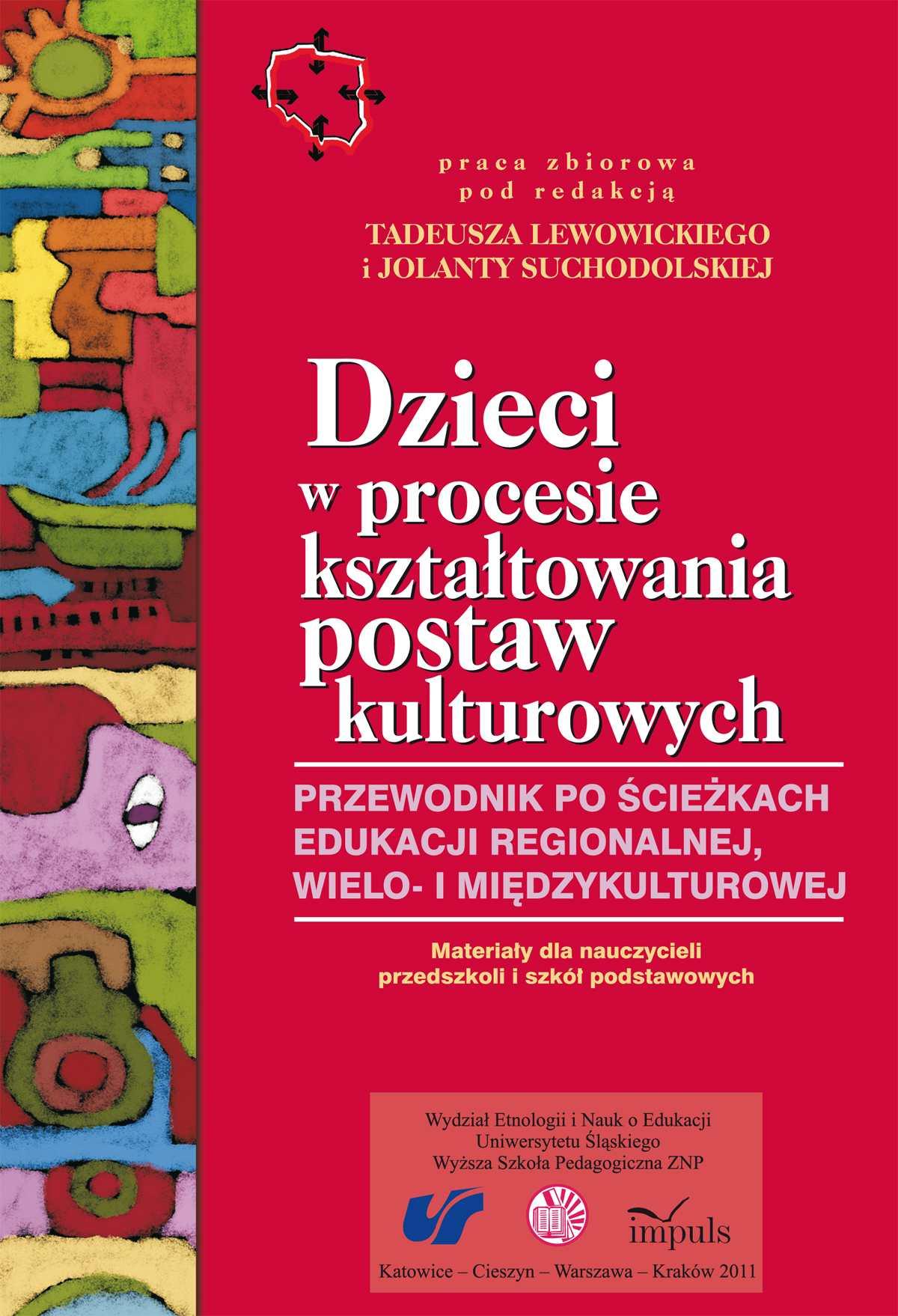 Dzieci w procesie kształtowania postaw kulturowych - Ebook (Książka PDF) do pobrania w formacie PDF