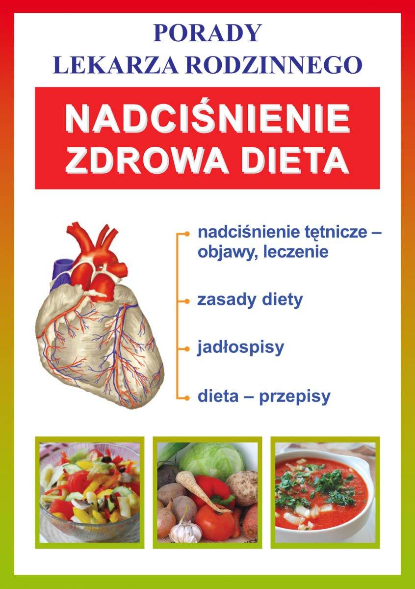 Nadciśnienie. Zdrowa dieta - Ebook (Książka PDF) do pobrania w formacie PDF