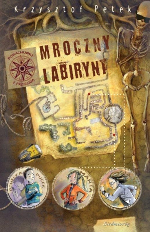 Mroczny labirynt - Ebook (Książka EPUB) do pobrania w formacie EPUB