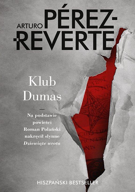 Klub Dumas - Ebook (Książka EPUB) do pobrania w formacie EPUB