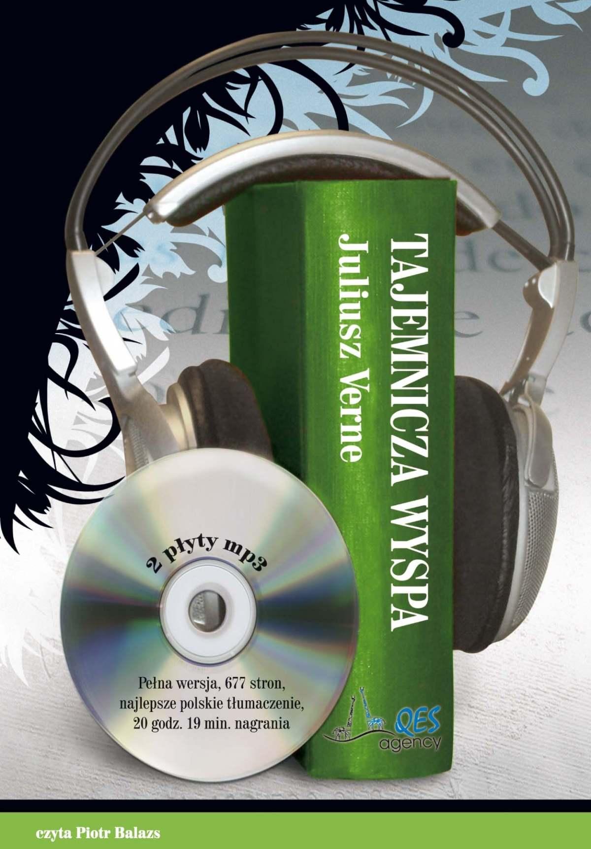 Tajemnicza wyspa - Audiobook (Książka audio MP3) do pobrania w całości w archiwum ZIP