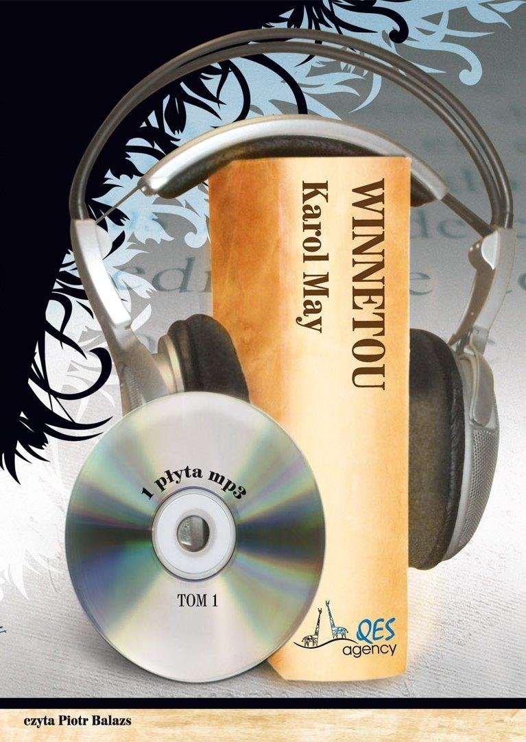 Winnetou. Tom 1 - Audiobook (Książka audio MP3) do pobrania w całości w archiwum ZIP