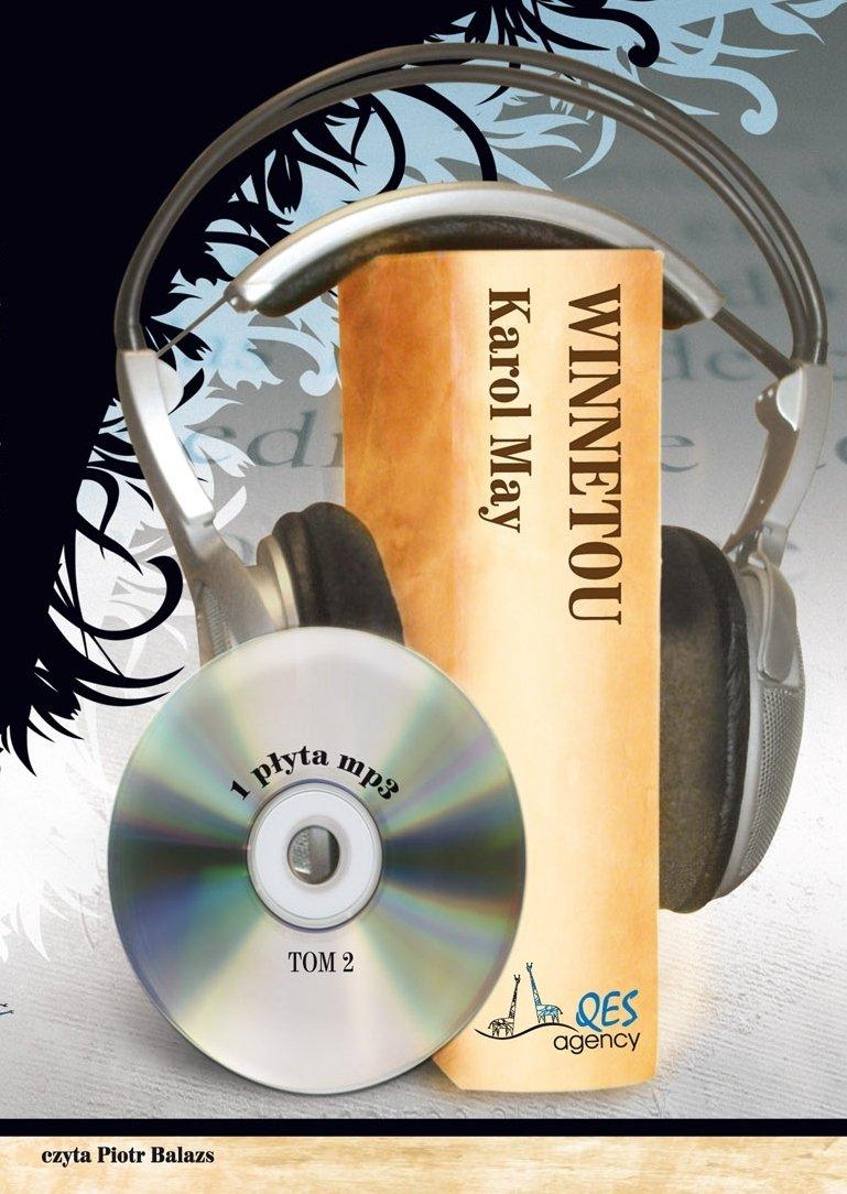 Winnetou. Tom 2 - Audiobook (Książka audio MP3) do pobrania w całości w archiwum ZIP