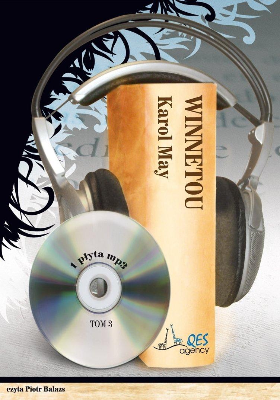 Winnetou. Tom 3 - Audiobook (Książka audio MP3) do pobrania w całości w archiwum ZIP