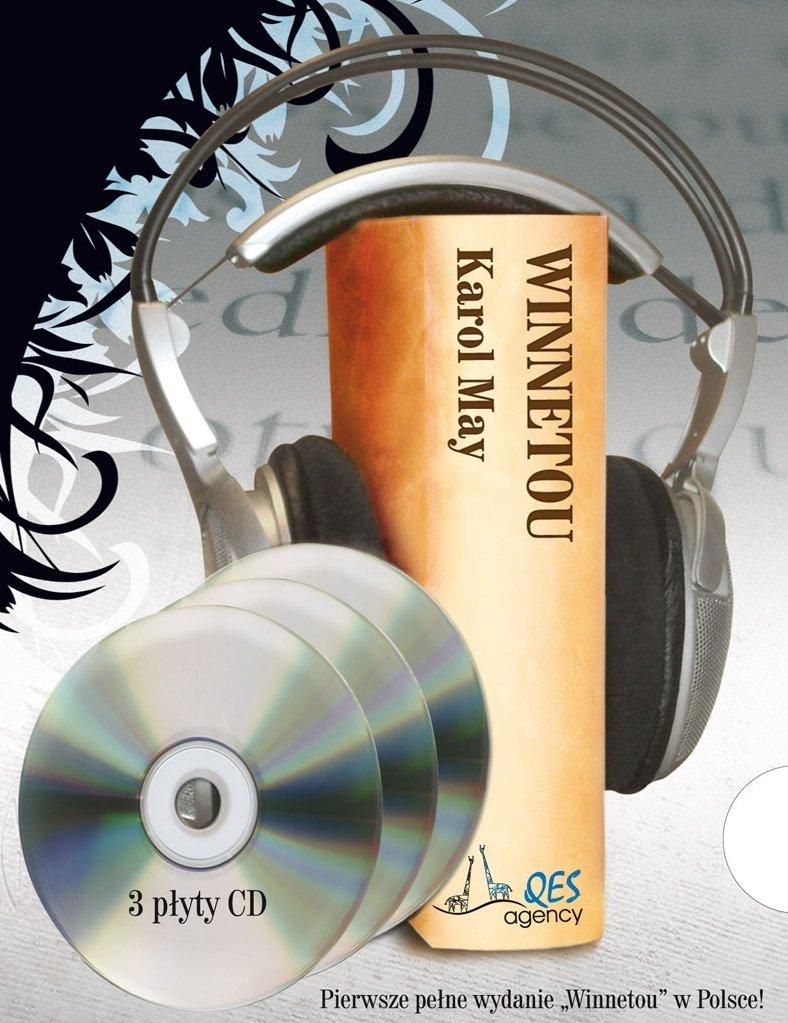 Winnetou. Tom 1-3 - Audiobook (Książka audio MP3) do pobrania w całości w archiwum ZIP