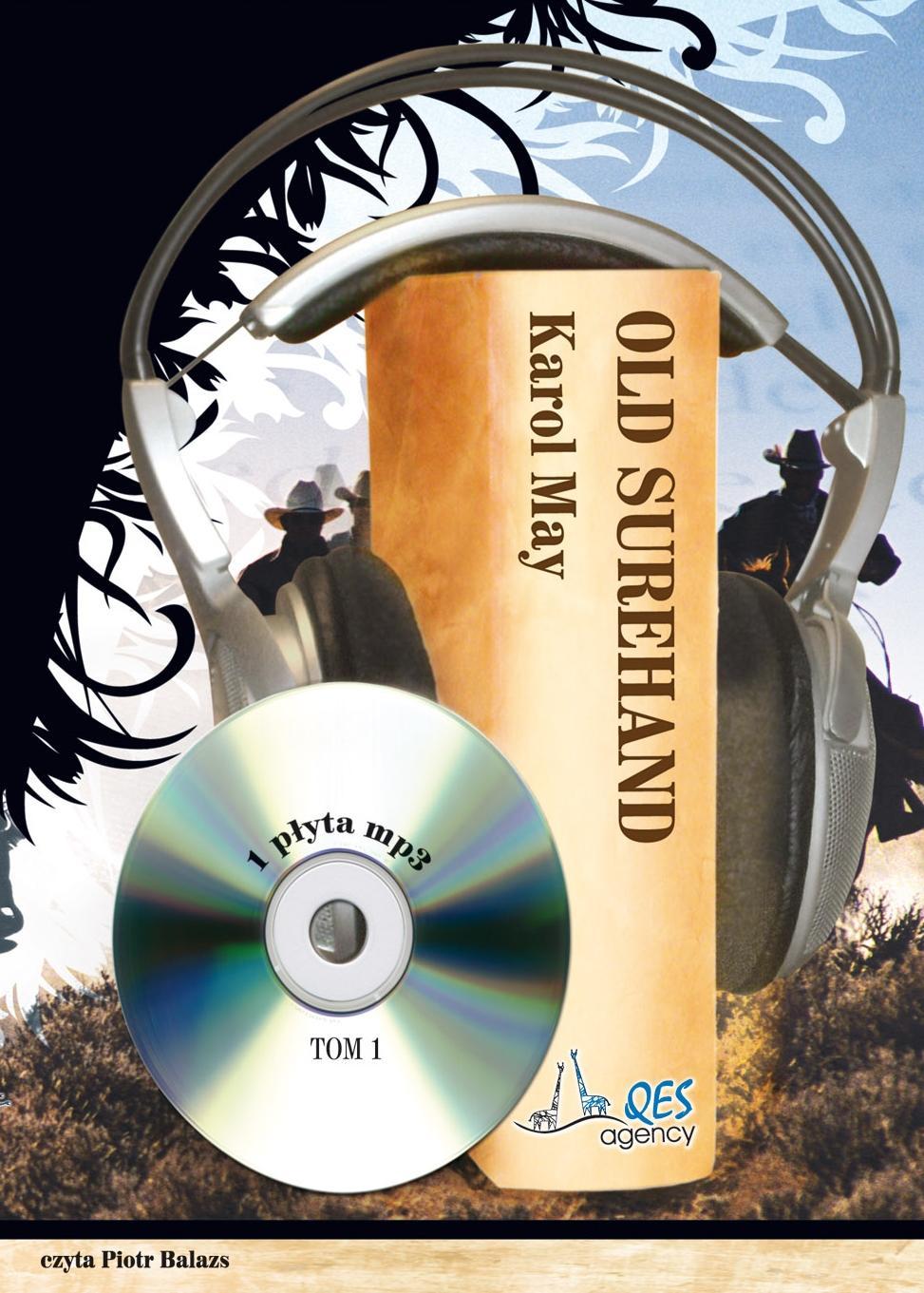 Old Surehand. Tom 1 - Audiobook (Książka audio MP3) do pobrania w całości w archiwum ZIP