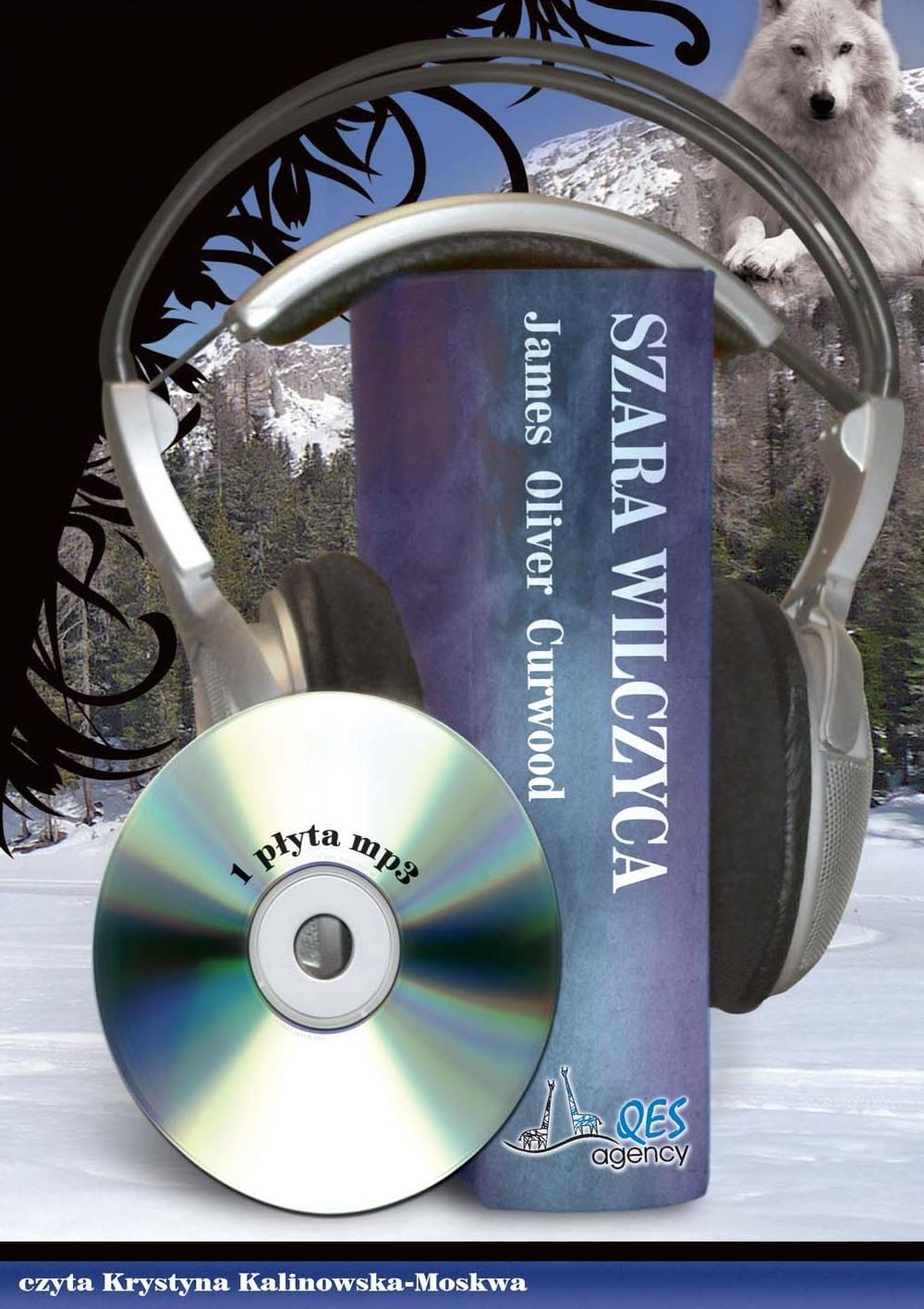 Szara Wilczyca - Audiobook (Książka audio MP3) do pobrania w całości w archiwum ZIP