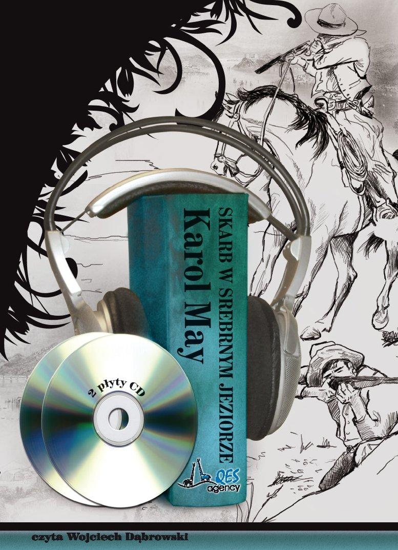 Skarb w Srebrnym Jeziorze - Audiobook (Książka audio MP3) do pobrania w całości w archiwum ZIP
