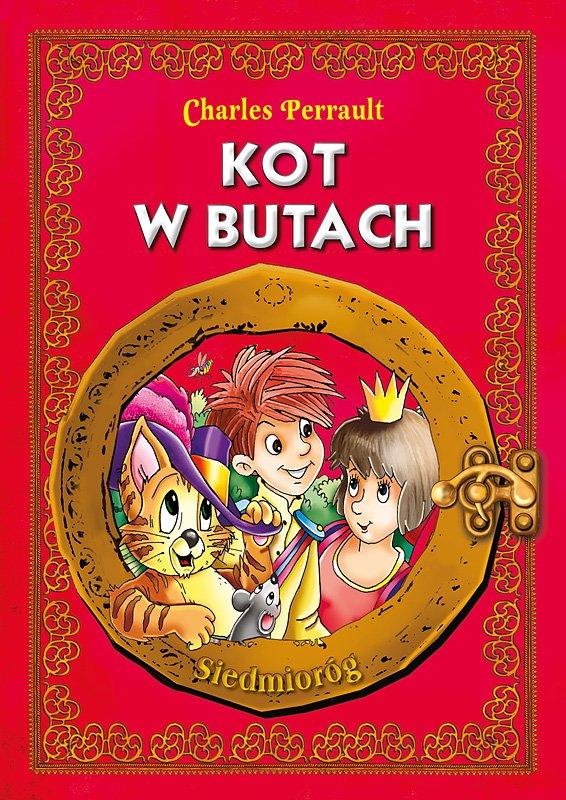 Kot w butach - Ebook (Książka EPUB) do pobrania w formacie EPUB