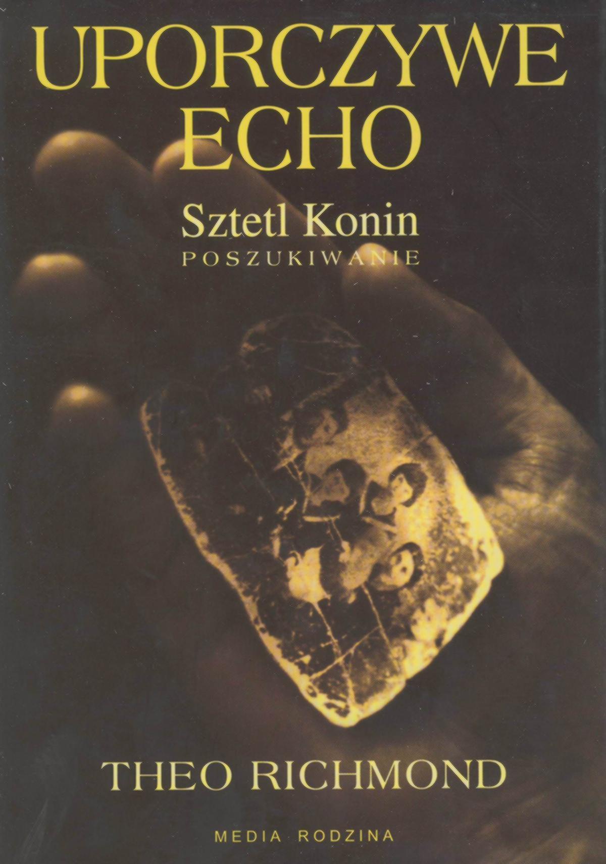 Uporczywe echo - Ebook (Książka EPUB) do pobrania w formacie EPUB