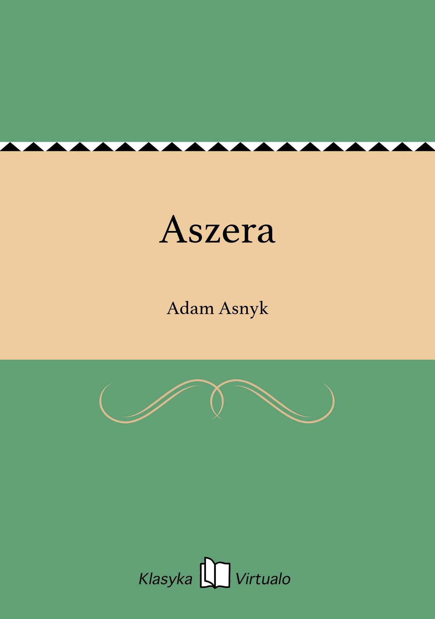Aszera - Ebook (Książka EPUB) do pobrania w formacie EPUB