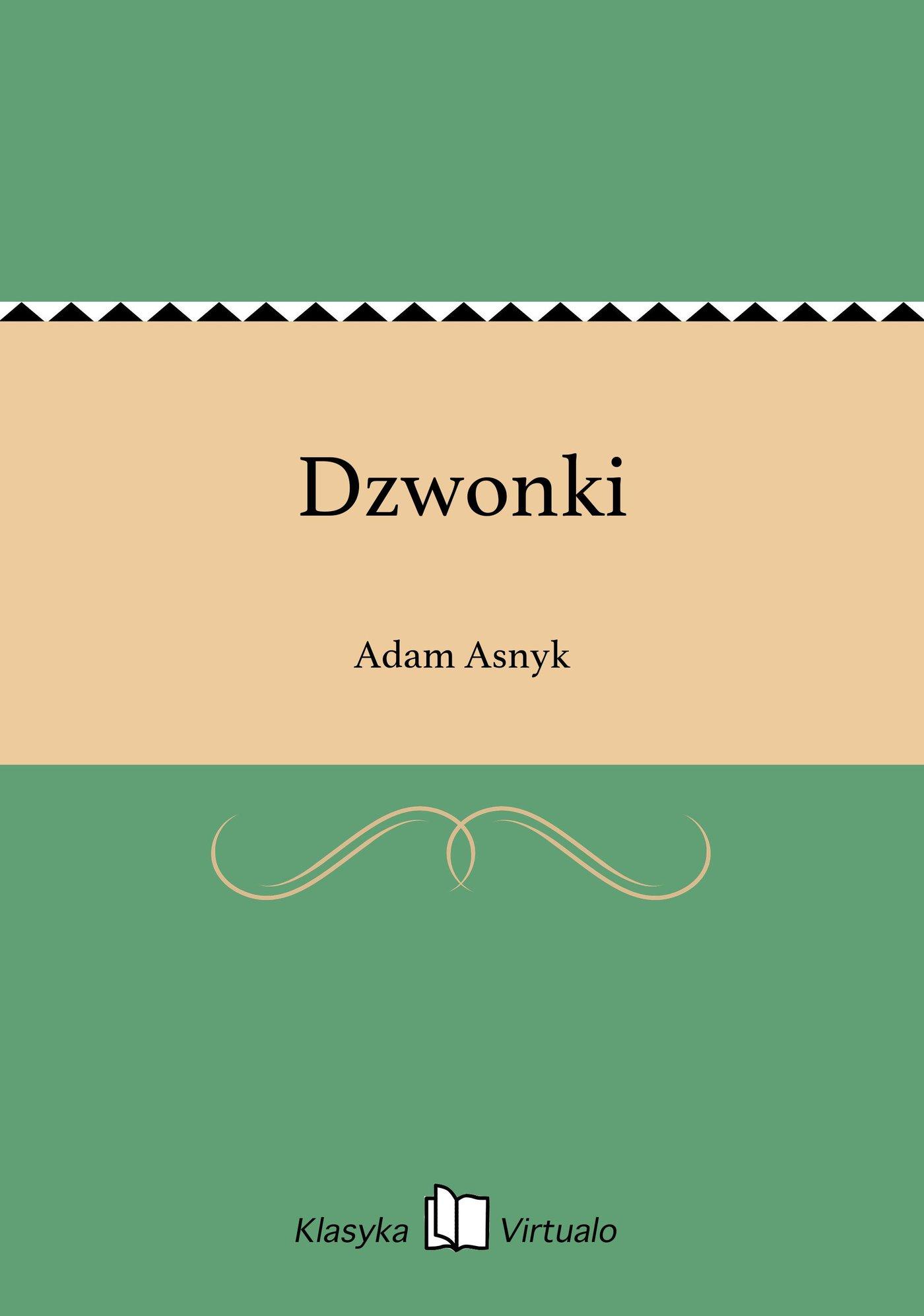Dzwonki - Ebook (Książka EPUB) do pobrania w formacie EPUB
