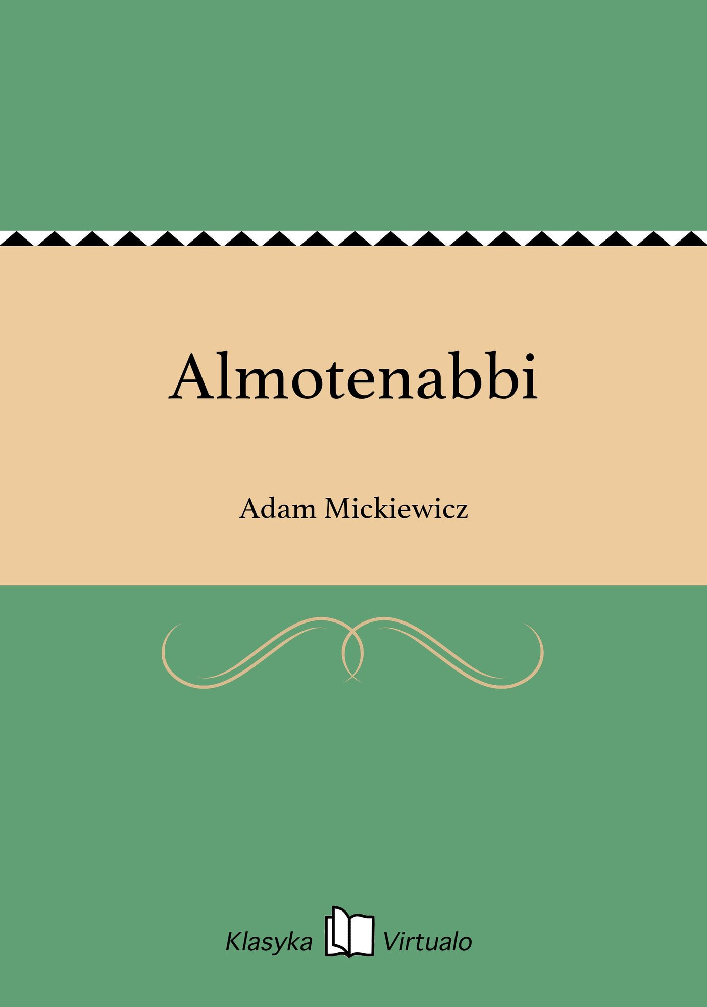 Almotenabbi - Ebook (Książka EPUB) do pobrania w formacie EPUB