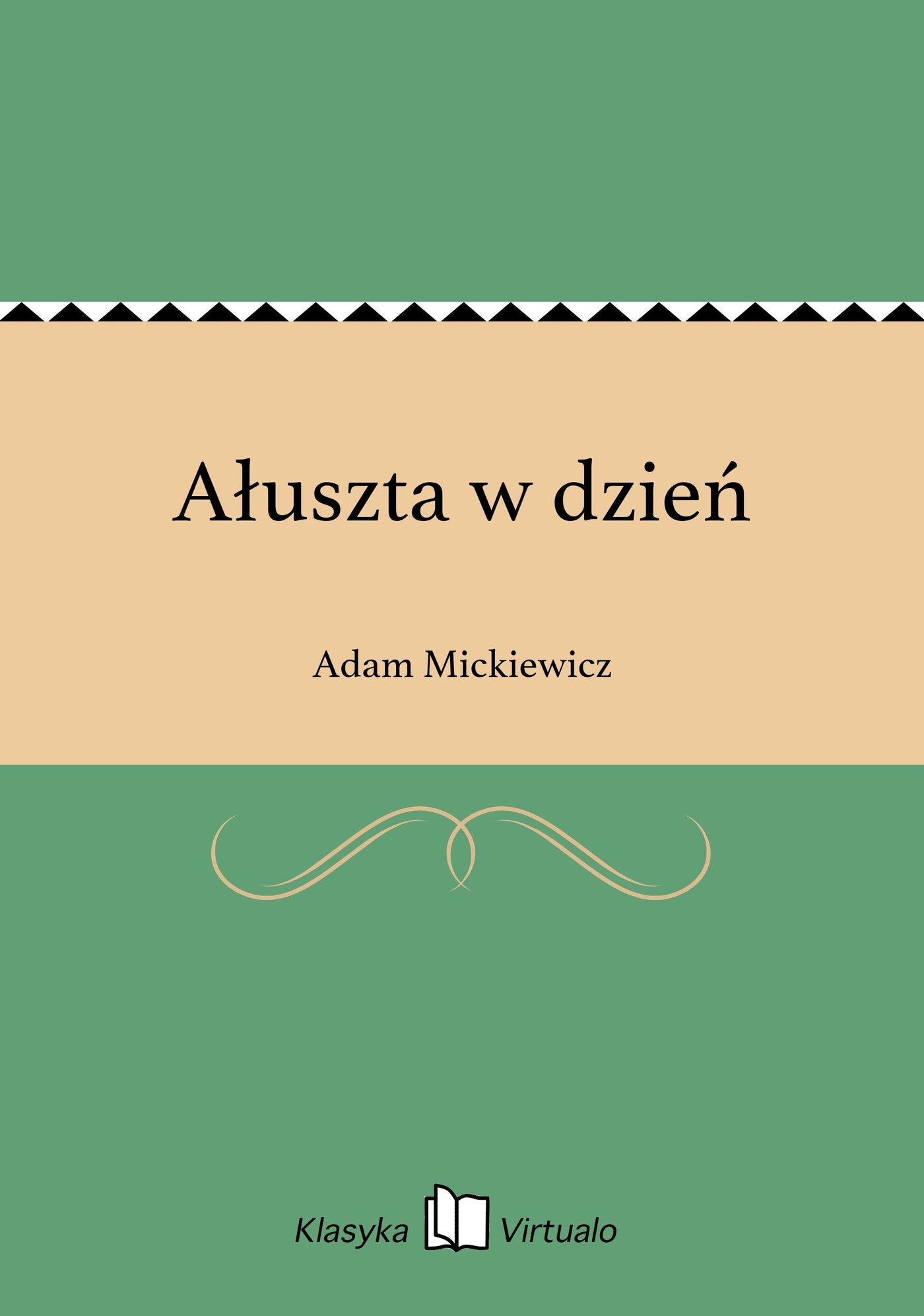 Ałuszta w dzień - Ebook (Książka EPUB) do pobrania w formacie EPUB