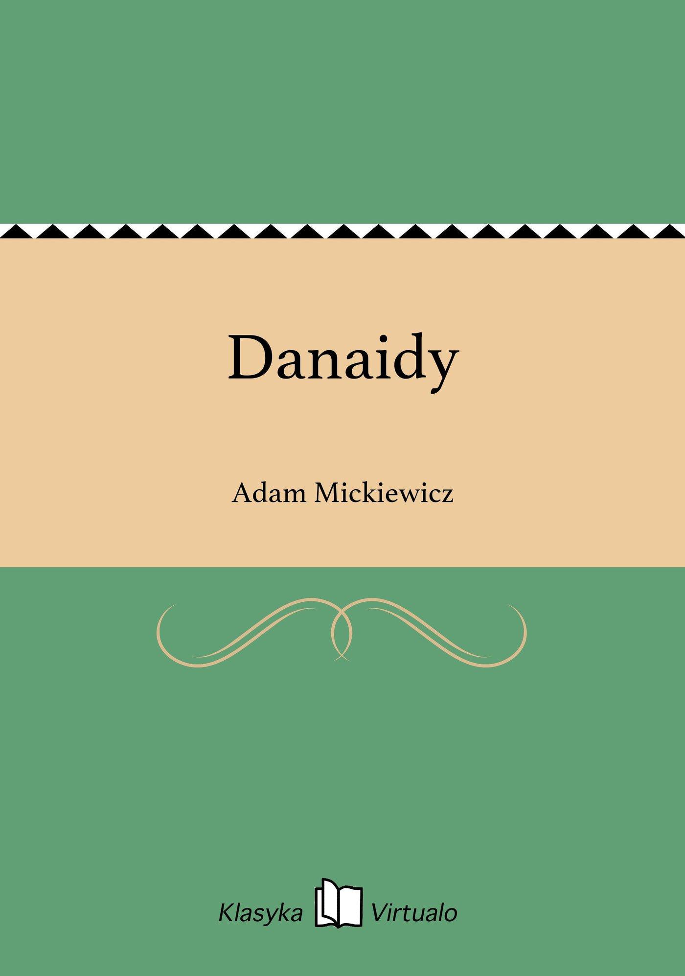 Danaidy - Ebook (Książka EPUB) do pobrania w formacie EPUB