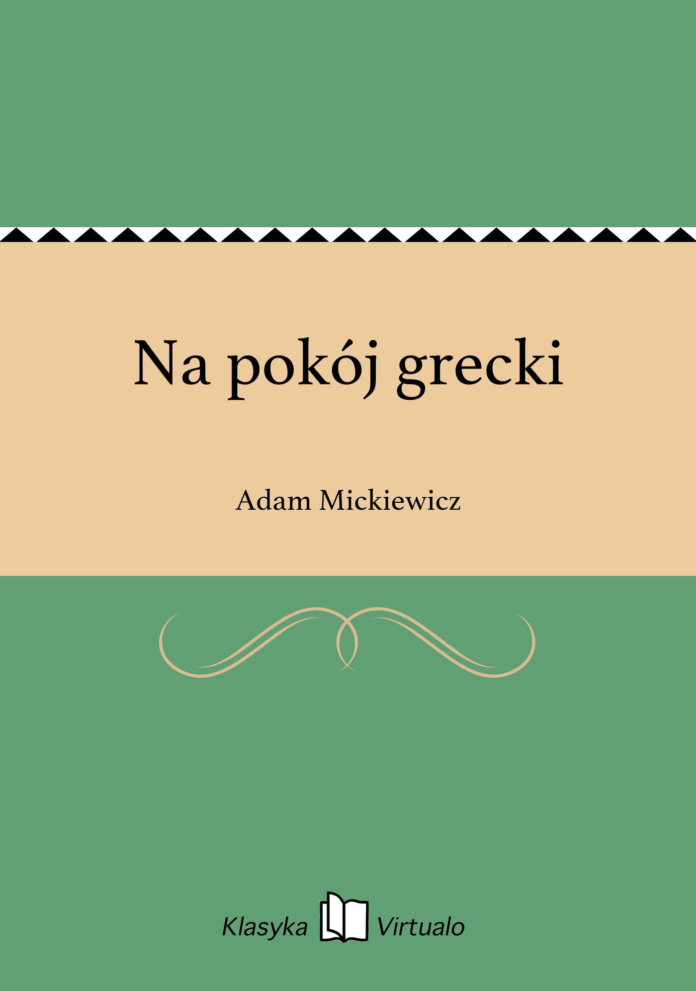 Na pokój grecki - Ebook (Książka EPUB) do pobrania w formacie EPUB