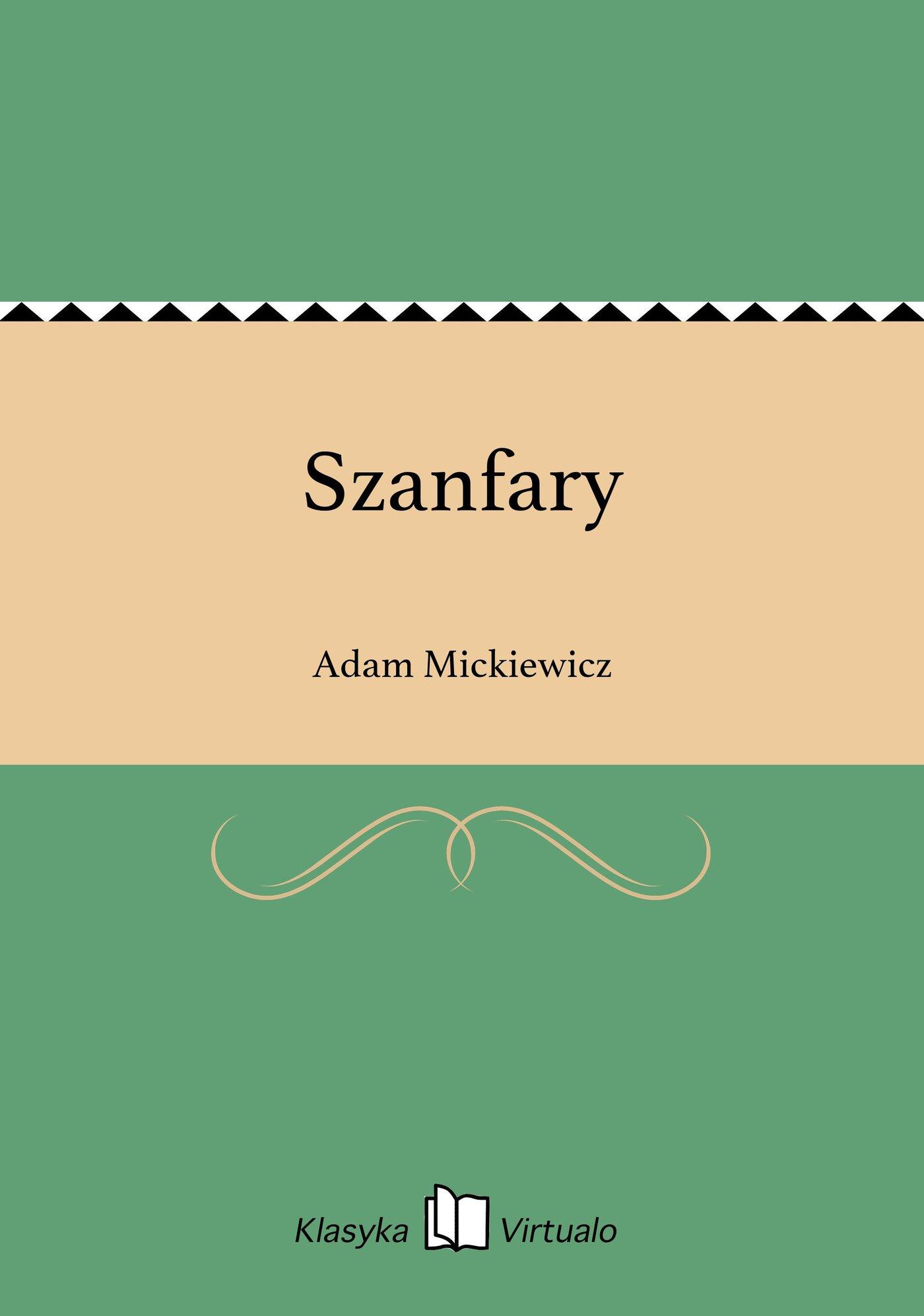 Szanfary - Ebook (Książka EPUB) do pobrania w formacie EPUB