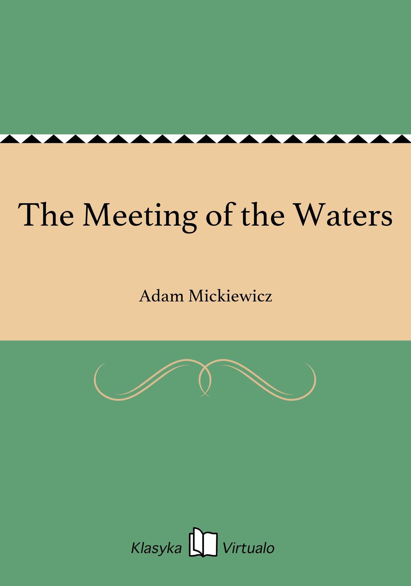 The Meeting of the Waters - Ebook (Książka EPUB) do pobrania w formacie EPUB