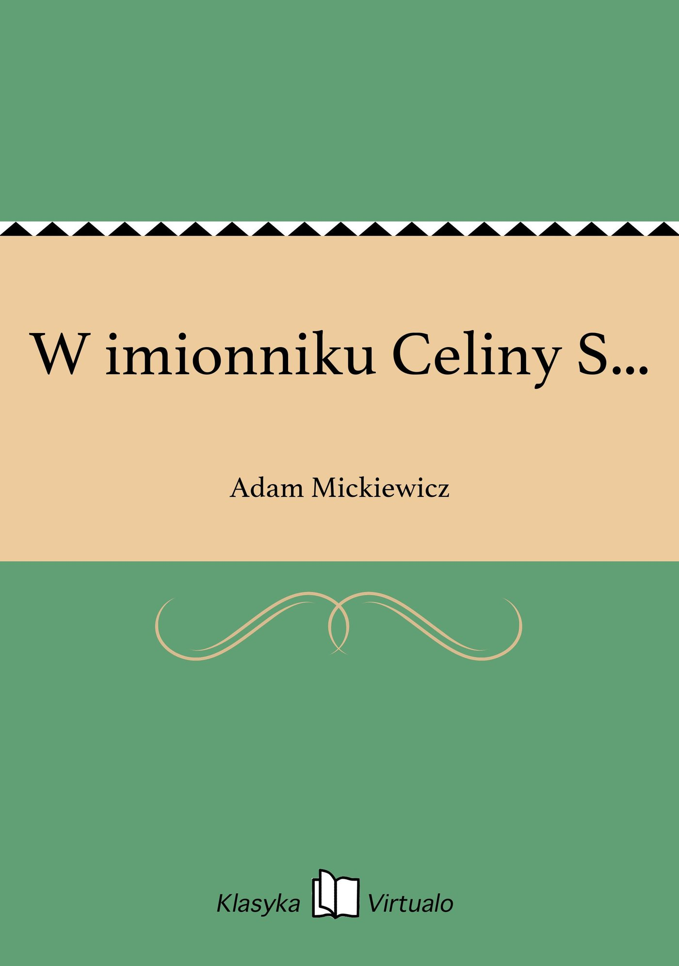 W imionniku Celiny S... - Ebook (Książka EPUB) do pobrania w formacie EPUB