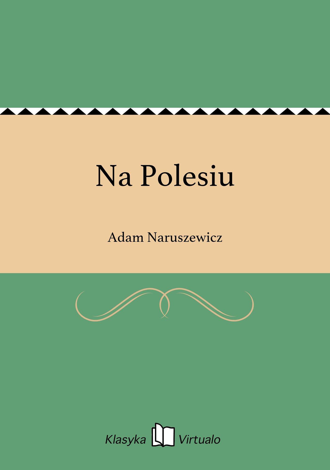 Na Polesiu - Ebook (Książka EPUB) do pobrania w formacie EPUB