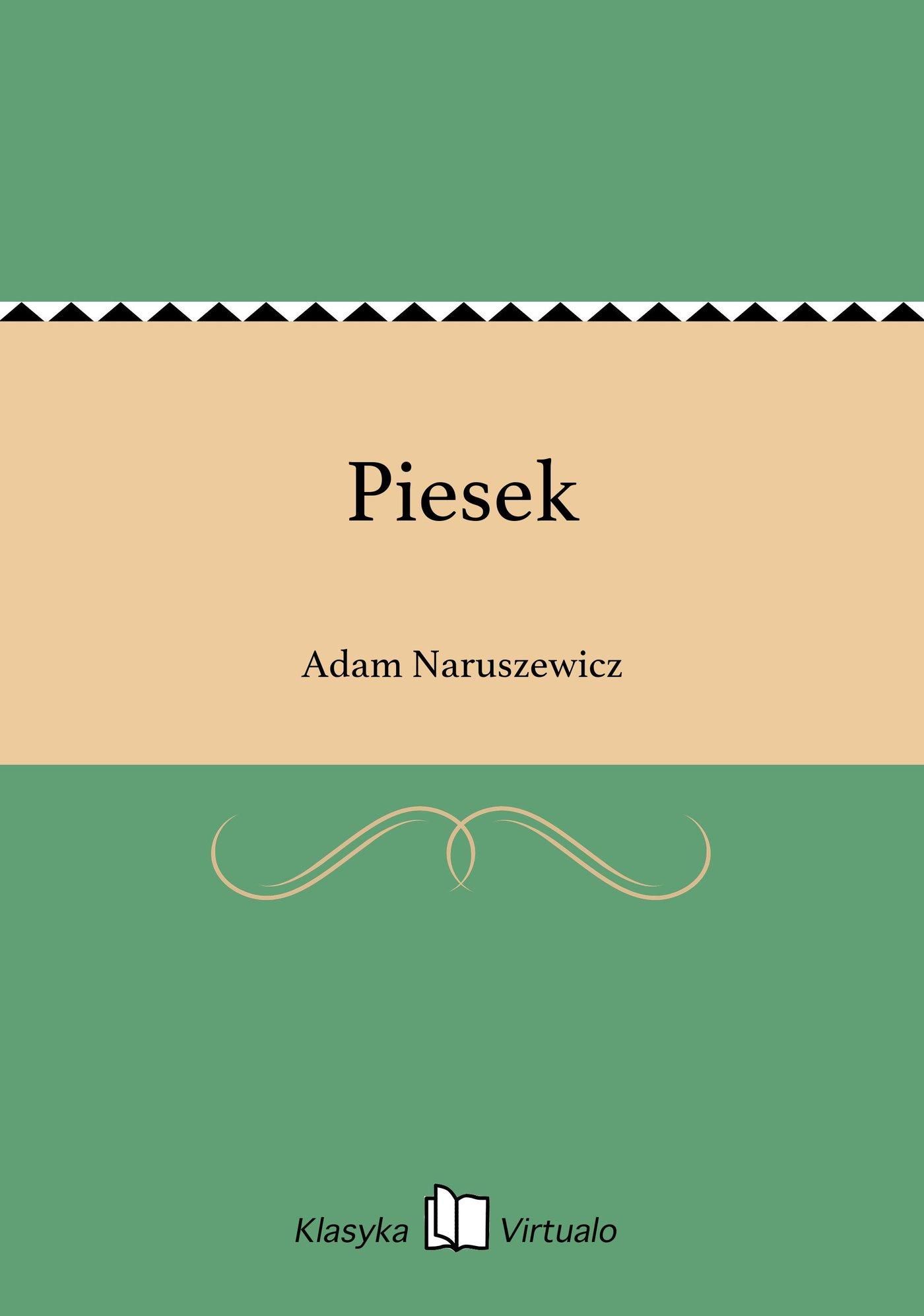 Piesek - Ebook (Książka EPUB) do pobrania w formacie EPUB
