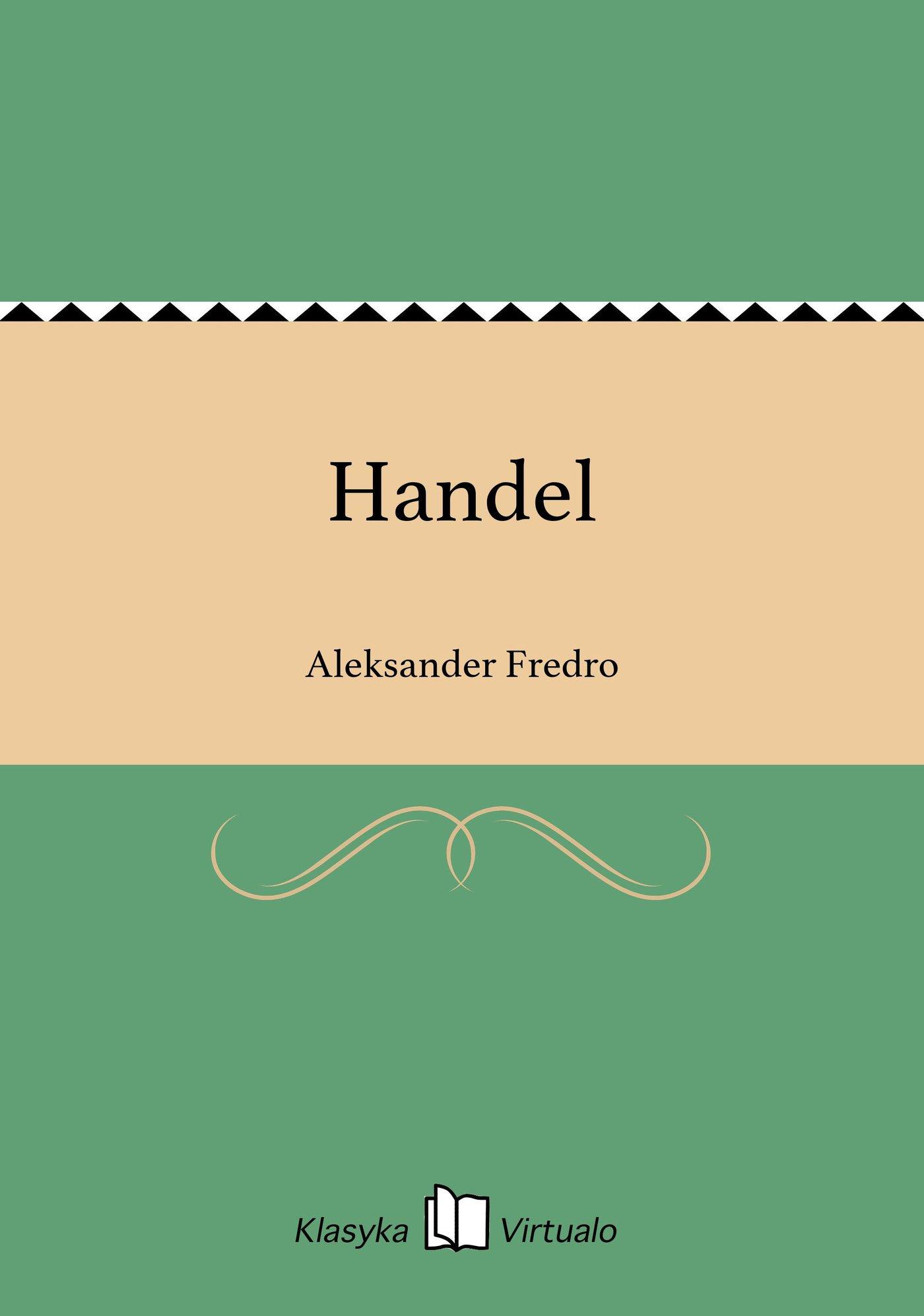 Handel - Ebook (Książka EPUB) do pobrania w formacie EPUB