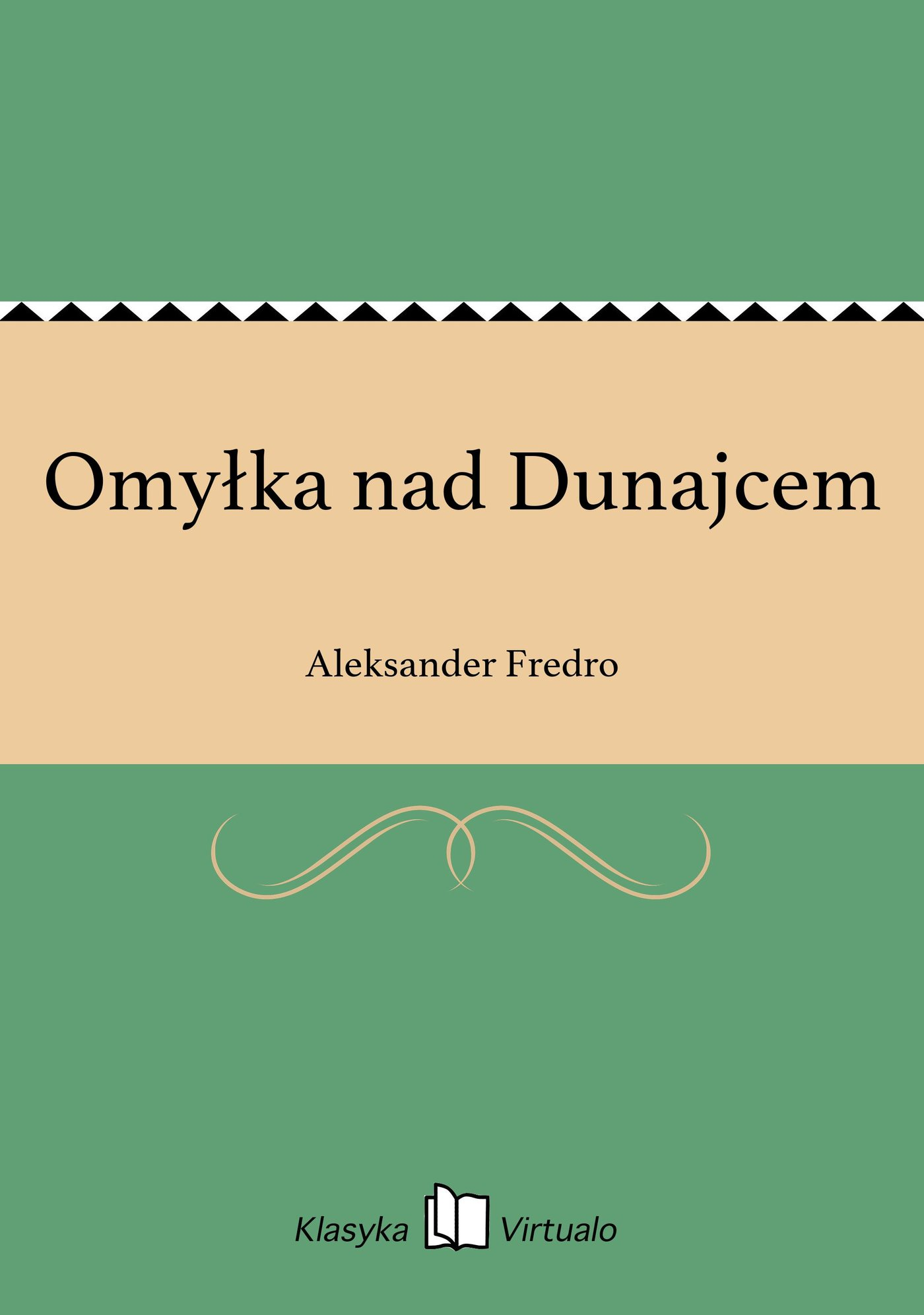 Omyłka nad Dunajcem - Ebook (Książka EPUB) do pobrania w formacie EPUB