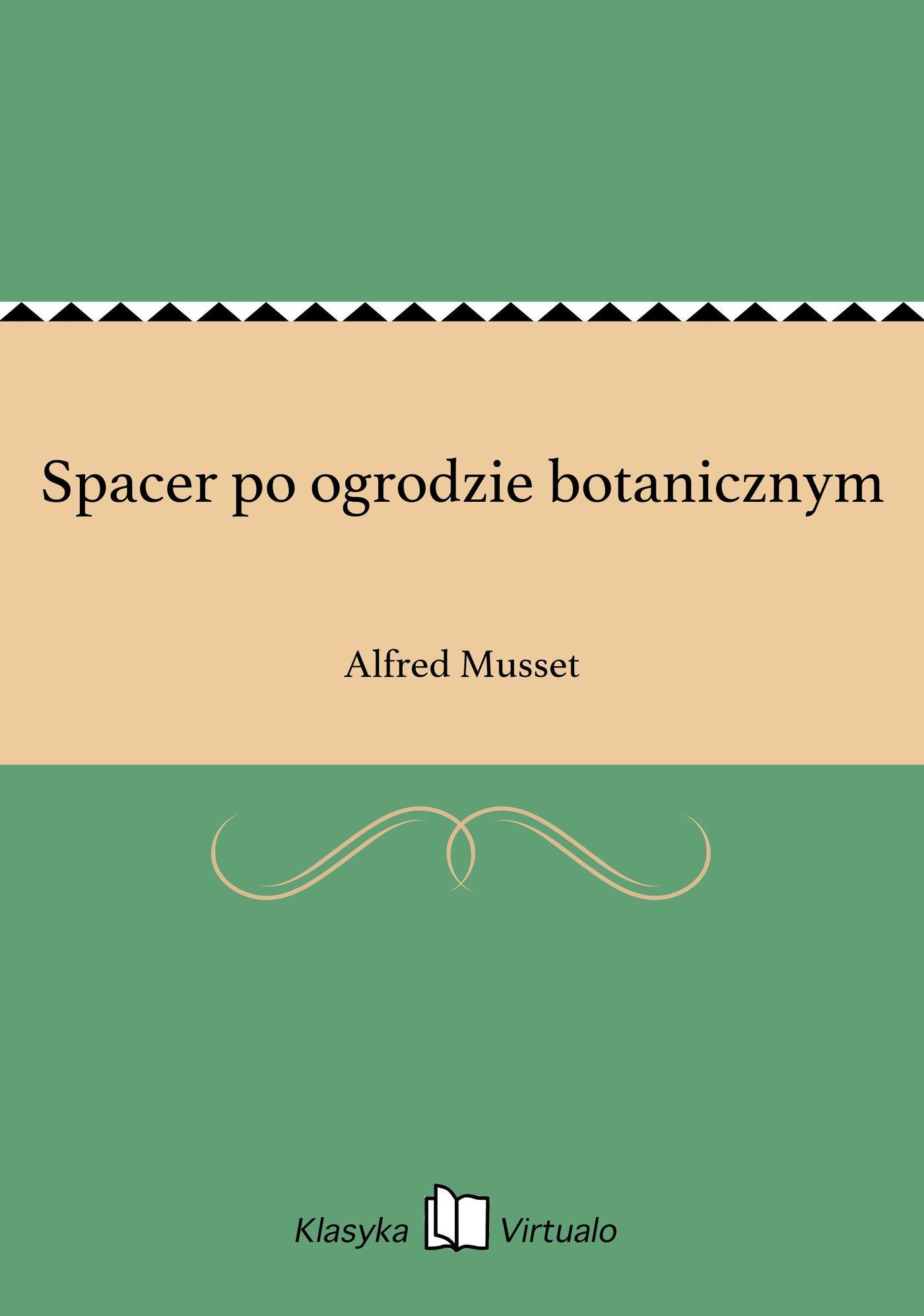 Spacer po ogrodzie botanicznym - Ebook (Książka EPUB) do pobrania w formacie EPUB