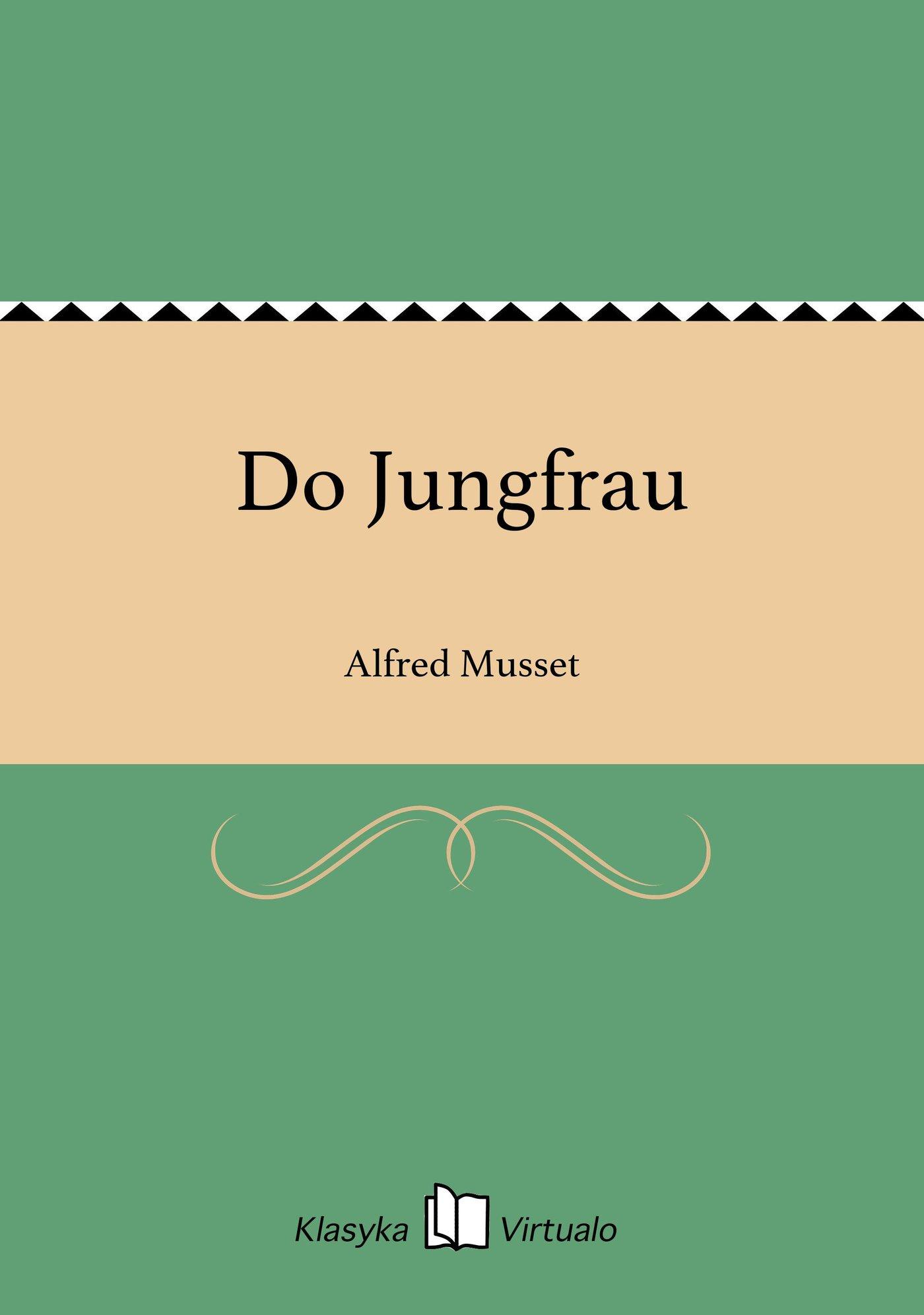 Do Jungfrau - Ebook (Książka EPUB) do pobrania w formacie EPUB