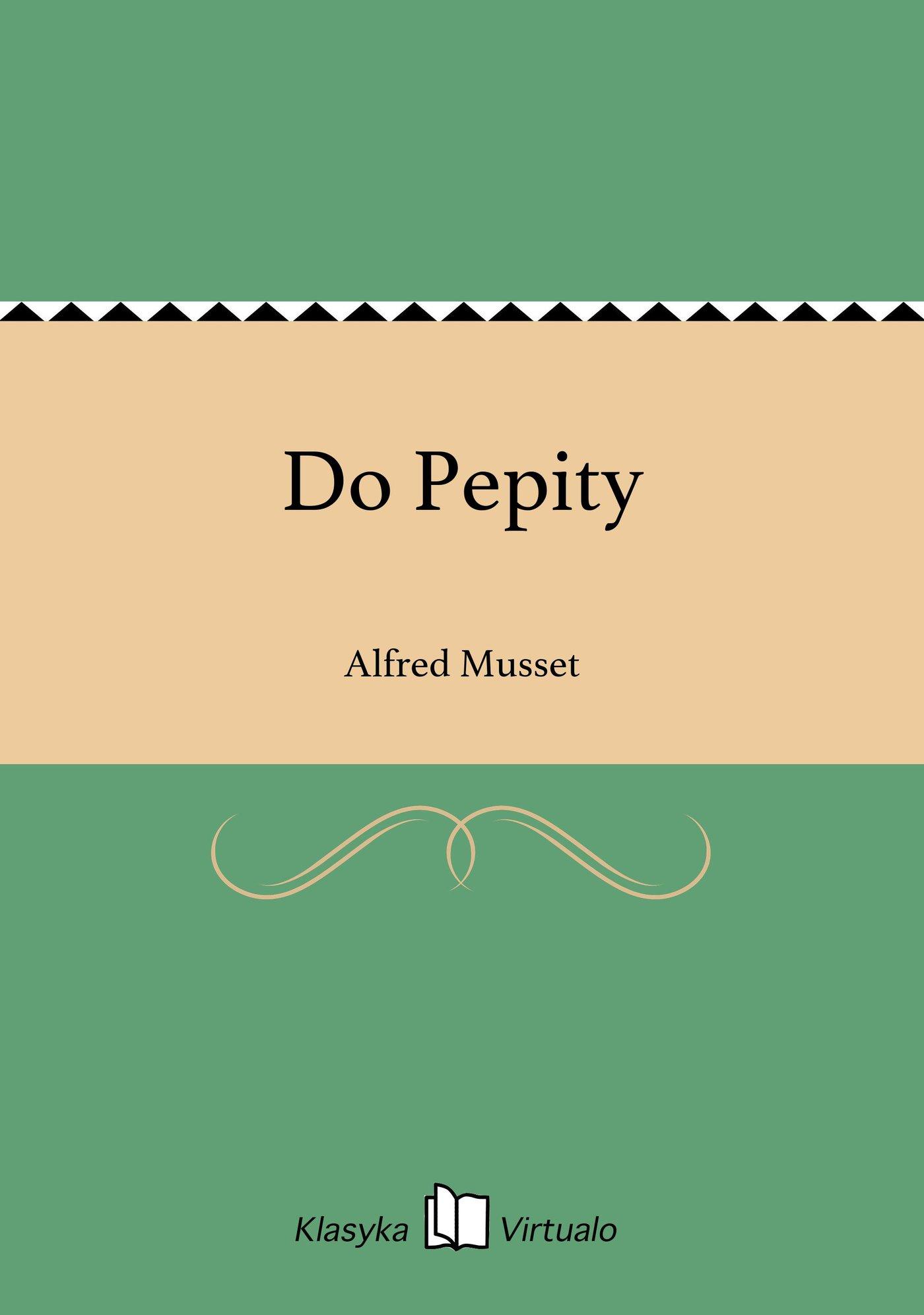 Do Pepity - Ebook (Książka EPUB) do pobrania w formacie EPUB