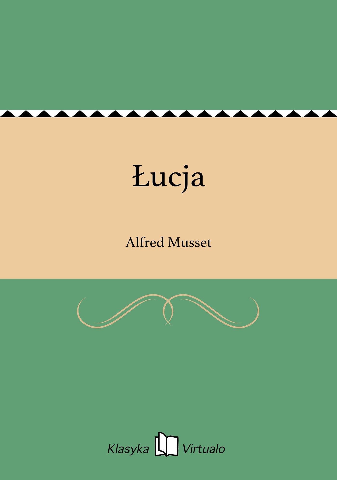 Łucja - Ebook (Książka EPUB) do pobrania w formacie EPUB
