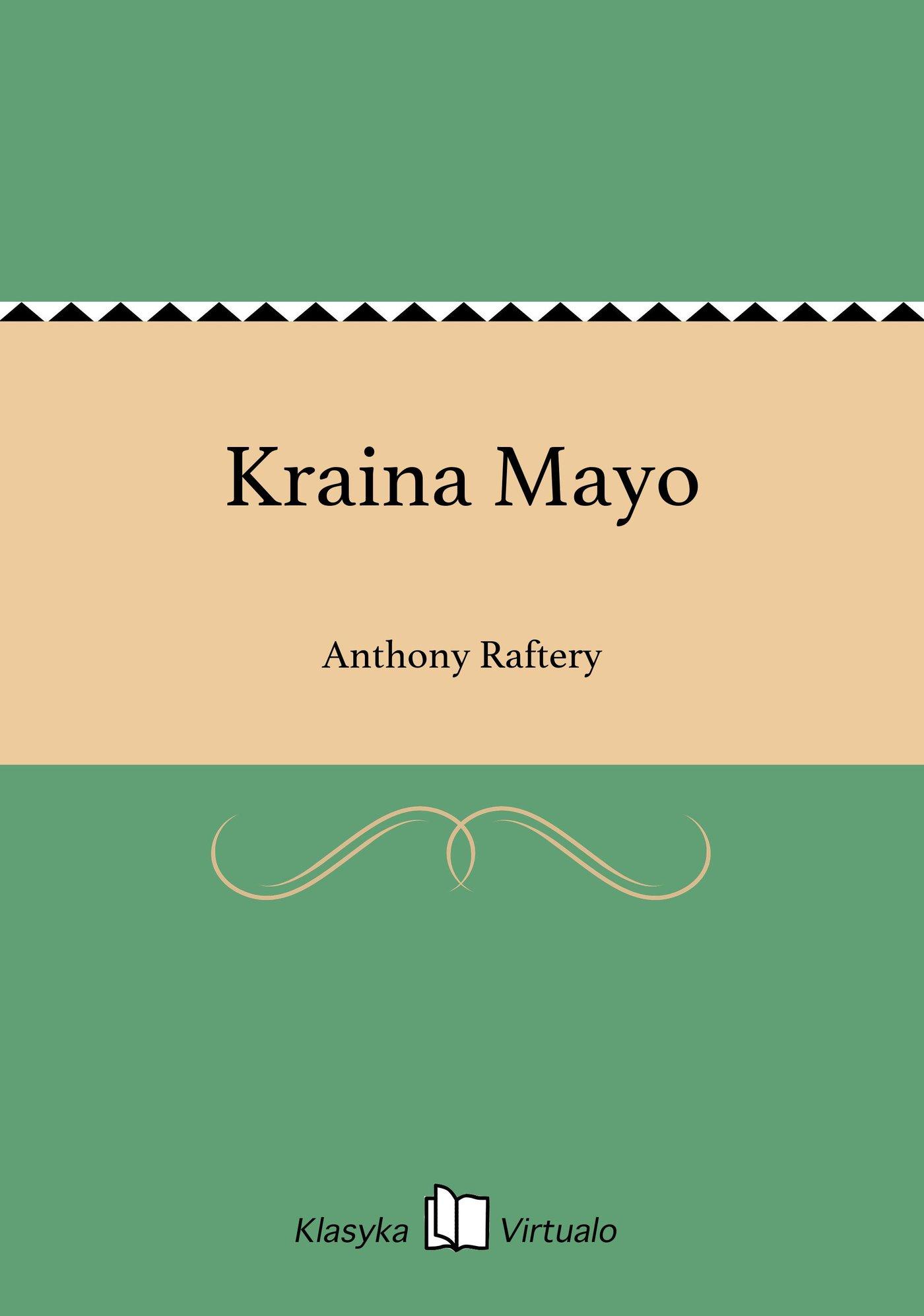 Kraina Mayo - Ebook (Książka EPUB) do pobrania w formacie EPUB