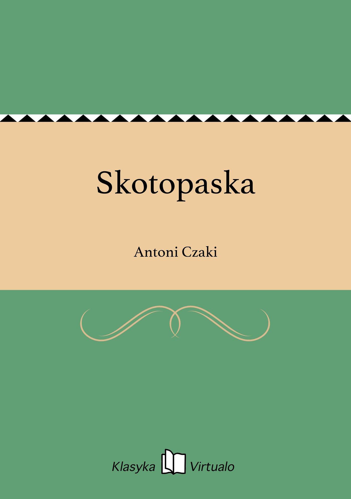 Skotopaska - Ebook (Książka EPUB) do pobrania w formacie EPUB